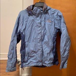 Women's NorthFace Raincoat